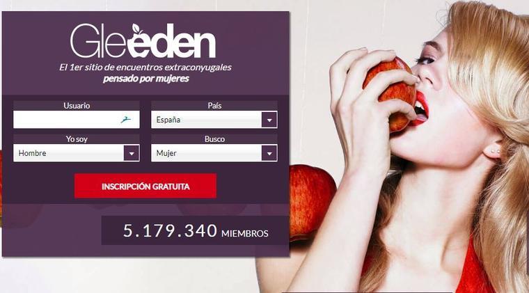 gleeden.com encuentros infieles pensados para mujeres