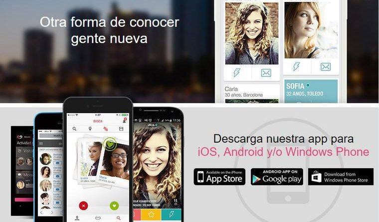 meetic app movil aplicacion para smartphone