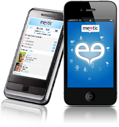 meetic iphone