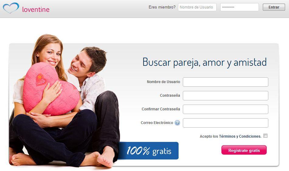 373fab77ea0bd Páginas para conseguir pareja gratis  Loventine