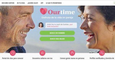 Buscar pareja a los 50 con Ourtime de Meetic